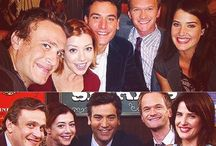 my favorit sitcoms *-*