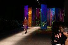 Pasarelas, Fashion Railway / Diseño de pasarelas: Chanel, Dior, Balenciaga, Josep Font....