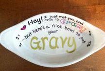 gravy / by Debra Garrioch