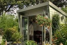 Sheds Ahead / Inspiration and great ideas for your own garden shed