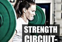 FIT ♥ STRENGTH TRAINING / This is a board for all things strenth training: Learn to lift, strength training tips, strength training for women, strength training for runners, strength training routines (there's something for everyone!) - Build muscles, get strong, get fit!