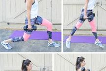 FIT ♥  WORKOUTS / Workouts to help you get fit. Be active and find inspiration for exercises for any body part.