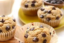 FOOD ♥ HEALTHY TREATS / Delicious recipes for both healthy and unhealthy treats & desserts