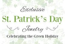 St. Patrick's Day Jewelry / Let your St. Patrick's Day Sparkle and Shine