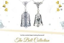 The Bell Collection / Let the gentle ring of these bell pendants remind you of your strengths, your beauty and blessings.