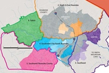Roanoke Valley Neighborhoods / by Angela Arrington