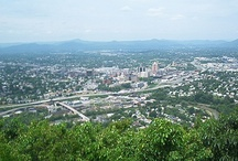 The Roanoke Valley of VA / by Angela Arrington