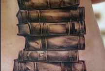 Literature Tattoo / by Anette