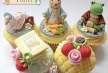 Cup cakes / Deliziosi dolcetti decorati
