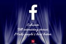 Facebook Tips / Tips for Facebook, especially for educators, not for profit groups, community organisations and small businesses doing social good.