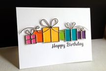 Cards - Birthday / by Kay Fipps