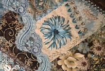 Crazy Pretty Quilts and Ribbonwork Embroidery