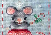 Cross stitch / by Ninsicle T.