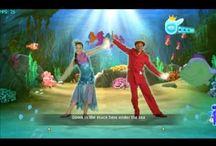 Dance videos for kids