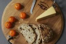 Echobay Trading / We are the manufacturers of the Cape Vineyard Brand of recycled Cheese Boards, Platters, Tableware and Accessories all designed and produced  in South Africa