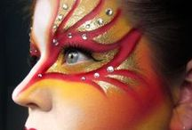 Hunger Games: Catching Fire Inspiration / We're so excited for the Hunger Games: Catching Fire photo contest that Paul Mitchell Schools is hosting! Get ready Future Professionals and get your creative juices flowing!