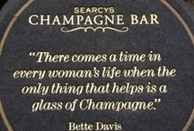 Champagne adverts / Champagne posters and adverts