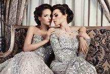 Beautiful dresses / Dresses of breathe taking beauty, pretty dresses, statement dresses or just plain must have dresses.