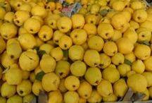 meyve / Beypazarı Ayvası