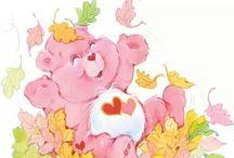 Care Bear   Love-A-Lot Bear / .