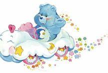 Care Bear   Bedtime Bear / .