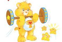 Care Bear   Champ Bear / .