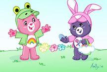 Care Bear   Easter / .