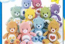 Care Bear   Crochet