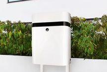 MEFA Mailboxes / A range of MEFA mailboxes...