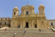 Tour della Sicilia Barocca, giugno 2014