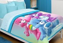 Care Bear   Bed Room