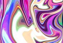 Color my world / by Josie Grzetich
