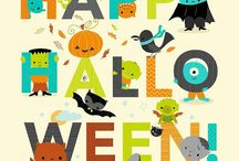 Happy Halloween / Boo to you! Cute items for your little ghosts and goblins.