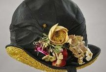 1920s Hats / 1920s Hats and Headwear - Original and Reproduction Vintage 1920s Hats