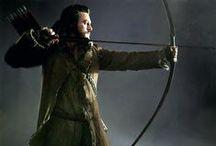 tolkien's legendarium - human in Middle Earth / Bard, Aragorn, Beren, Eowina, Boromir, Faromir itp...