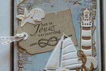 cards nautical