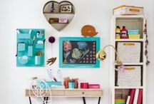 ♥ Back to School Basics / Back to school Kids Home Decor From the Interior Design Discovery Community of www.DecoandBloom.com and Around the Net