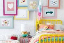 ♥ Just for Kids / Kid Themed Home Decor From the Interior Design Discovery Community of www.DecoandBloom.com and Around the Net