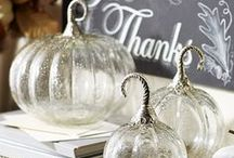♥ Inexpensive Fall Home Decor Updates / Inexpensive fall home decor updates for under $100 From the Interior Design Discovery Community of www.DecoandBloom.com and Around the Net
