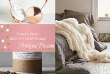 ♥ Pretty as Pie / Lovely things From the Recipe, Decor, DIY, and Beauty Blog www.PreattyasPie.com