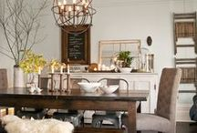 ♥ Daring Dining Rooms / Daring Dining Rooms From the Interior Design Discovery Community of www.DecoandBloom.com and Around the Net