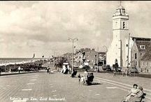 Katwijk aan Zee / Het dorp van mijn moeder