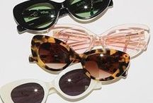 Sunnies / For those who love sungasses as much as I do.