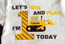 Kiddies T-Shirt Ideas / Here's some inspiration for your order: