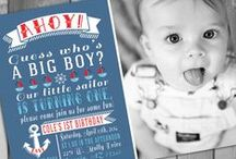 Kiddies Invites Ideas / Here's some inspiration for your order: