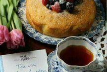 High Tea / coffee