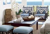 Interior Decorating Ideas / Open rooms with lots of light and warm colors are so inviting! / by Vivian Duran