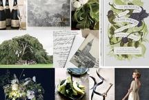Irish/Moss wedding / by Bronwyn Carter