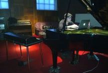 "Gregory Darling - Recording Session ""Coloured Life"" ICP Studios"