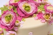 Flower Cakes inspiration